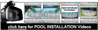 Our Exclusive Pool Installation Videos